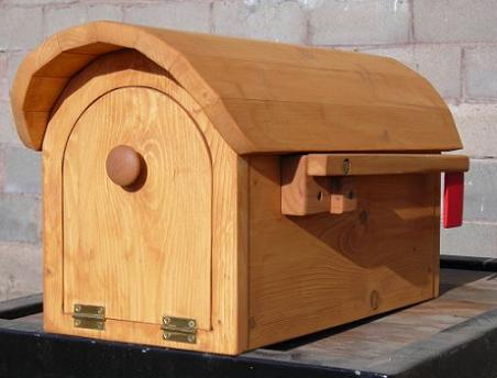 Woodwork Wood Plans Mailbox PDF Plans