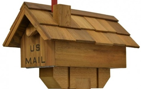 mail box woodworking plans